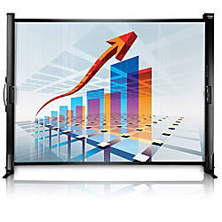 Epson ES1000 Ultraportable Tabletop Projection Screen