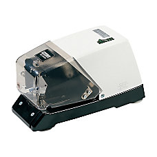 Esselte 100E Commercial Electric Stapler White