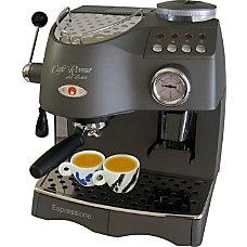 Espressione Caf Roma Espresso Machine And