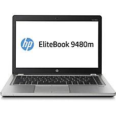 HP EliteBook Folio 9480m 14 169