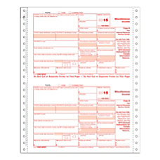 ComplyRight 1099 MISC Tax Forms Continuous
