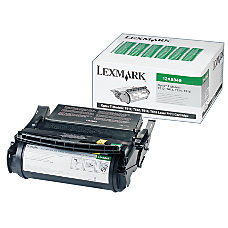Lexmark 12A5849 Return Program High Yield