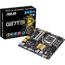 Asus Q87TCSM Desktop Motherboard Intel Q87