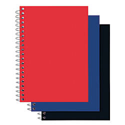 Office Depot Brand Poly Cover Wirebound