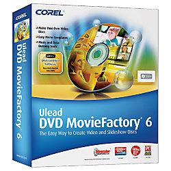 DVD MovieFactory 6 price