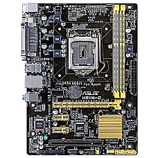 Asus Desktop Motherboard Intel H81 Chipset