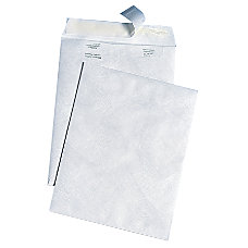 Quality Park Tyvek Envelopes 9 x