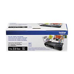 Brother TN 331BK Toner Cartridge Black