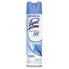 Lysol Neutra Air Sprays Revitalizing Fresh