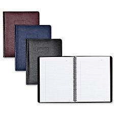 Rediform Assorted Wirebound Notebook 80 Sheets