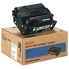 Ricoh 400942 Black Toner Cartridge