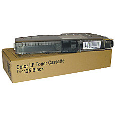 Ricoh 400963 Black Toner Cartridge Type