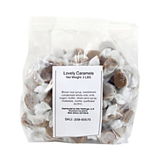 The Lovely Candy Company Lovely Caramels