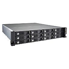 QNAP 12 bay High Performance Unified