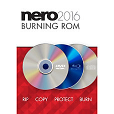 Nero Burning ROM 2016 Download Version
