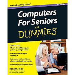 Computers For Seniors For Dummies 3rd