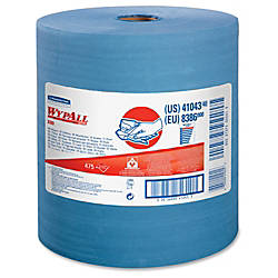 Wypall WypAll X80 Blue Wipers Jumbo