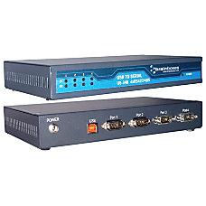 Brainboxes US 346 4 port Serial