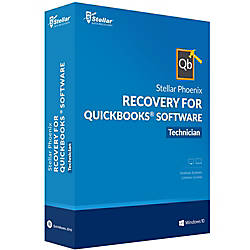 Stellar Phoenix Recovery for QuickBooks Download