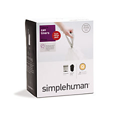 simplehuman Custom Fit Can Liners Q