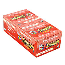 Honey Stinger Organic Energy Chews Fruit