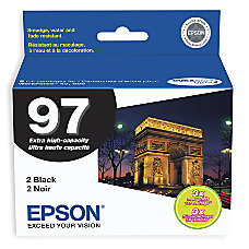 Epson 97 T097120 D2 DuraBrite Ultra