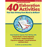 Scholastic 40 Elaboration Activities That Take