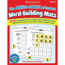 Scholastic The MEGA BOOK Of Instant