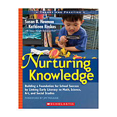 Scholastic Nurturing Knowledge