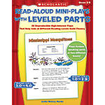 Scholastic Read Aloud Mini Plays With