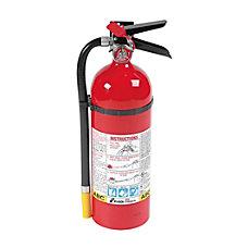 Kidde Pro Line Dry Chemical Fire
