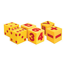 Learning Resources Giant Soft Cubes Ages