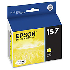 Epson T157420 Yellow Ink