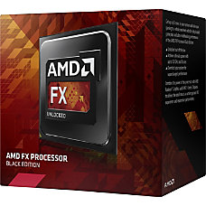 AMD FX 8350 Octa core 8