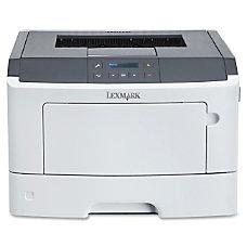 Lexmark Monochrome Laser Printer MS410d