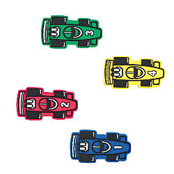 Learning Resources Magnetic Race Car Whiteboard