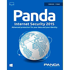 Panda Security Internet Security 2015 1