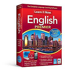 Learn It Now English Premier Download