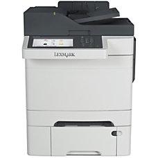 Lexmark CX510dthe Multifunction Color Laser Printer