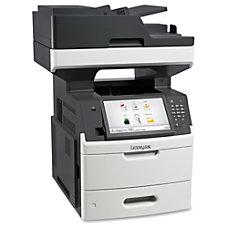 Lexmark MX711de Multifunction Monochrome Laser Printer