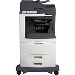 Lexmark MX810dfe Multifunction Monochrome Laser Printer