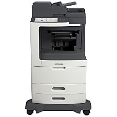 Lexmark MX810dxfe Monochrome Laser All In