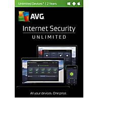 AVG Internet Security 2017 Unlimited Users