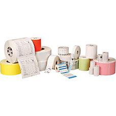 Zebra Label Paper 4 x 5592in