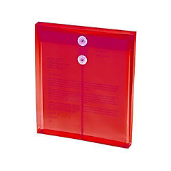 Smead Poly Envelopes with String Tie