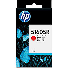 HP Red Ink Cartridge