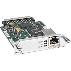 Cisco IMSourcing HWIC Module