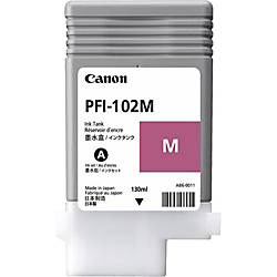 Canon PFI 102M Original Ink Cartridge