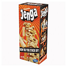 Hasbro Jenga Stacking Game