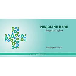 Custom Horizontal Banner Health Icons 1